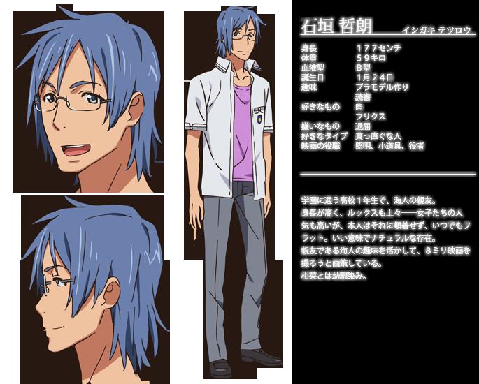 Ano Natsu de Matteru (Waiting in the Summer) Character06